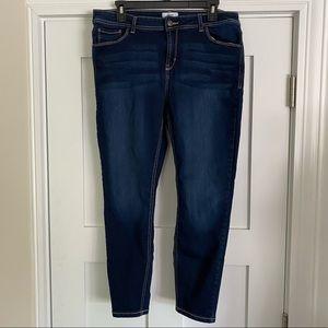 Kensie Jeans - Skinny Stretchy size 12/31